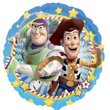Toy Story Globo Redondo Aluminio Tamaño Estándar