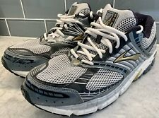 Brooks Beast 14 Running Walking Comfort Gray Shoes Mens Sz 14 Wide (2E)