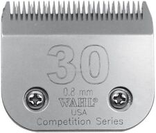 "WAHL COMPETITION 30 BLADE 0.8mm.  1/32"".  DOG GROOMING"