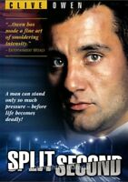 Split Second (DVD, 2006), New, Clive Owen, Tony Curran, Helen McCrory