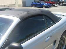 MUSTANG  2000-04  CONVERTIBLE TOP ONLY (WINDOW NOT INCLUDED) - CHOICE OF COLOR