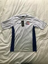 Skins - Red Bull Switch Up Umpire Shirt - Size Mens L - Bnwt