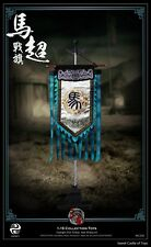 1/6 303Toys Romance of Three Kingdoms Banner Suite of Ma Chao Meng Qi In Stock