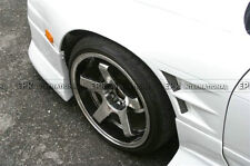 FRP BN-Sports +25mm Front Fender Cover Plates Kit For 89-94 Nissan 180SX S13