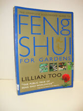 Feng Shui For Gardens by Lillian Too