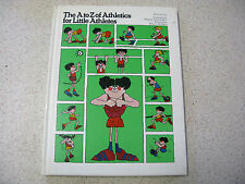 THE A to Z of ATHLETICS for LITTLE AUSTRALIANS ron carlton HB 1975
