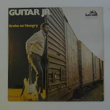 Guitar Jr. - Broke an' Hungry, Lonnie Brooks 1st album from 1969, re Crosscut