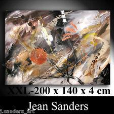 JEAN SANDERS - XXL- Unikate -- Galeriestück - 200 x 140 x 4 cm