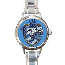Reloj Pulsera enlace italiano Casa Ravenclaw de bisutería de los fans de Harry Potter