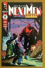 Next Men 0 - 30 Complete Run 1st Color Appearance of Hellboy Movie High Grade