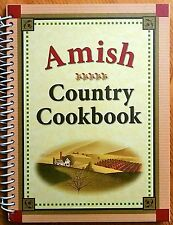 Amish Country Cookbook (2008, Spiral)