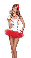 Halloween Wholesalers  Clown  Suspenders