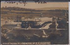 RPPC - Folsom, CA - Prison View - 1909