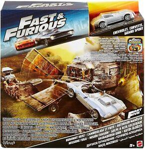 Fast & Furious Street Scenes Runaway Heist Vehicle