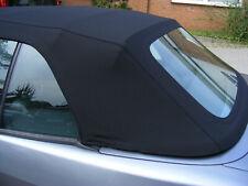Peugeot 306 Cabrioverdeck - Stoff schwarz (Baujahr 94-03)