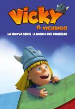 Vicky Il Vichingo - La Nuova Serie Vol. 1-04 - A Bordo Del Drakkar (4 Dvd)