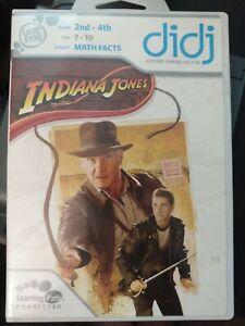 LeapFrog Didj Indiana Jones