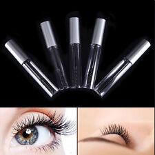 1pc 10ML Empty Silver Cover Head Mascara Tube Eyelash Cream Vial/Container EF