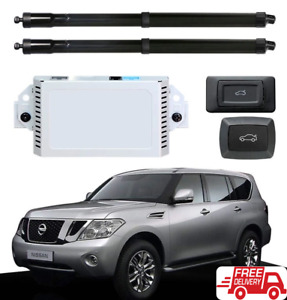 Automatic Power Gate Electric Lift Tailgate for Nissan Patrol Y62 S5 2012 - 2021