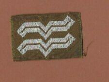Organisation Todt Einzel Kragen-Rangabzeichen für einen Oberfrontführer 2WW