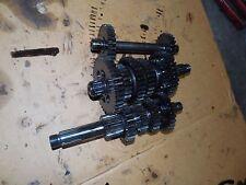 kawasaki klf220 bayou 220 transmission gears assembly 250 2001 2002 2000 1999 97
