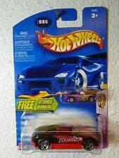 FREE ATOMIX MINI TRUCK - Carbonated Cruisers 2003 HOT WHEELS MS48 TURBO #086