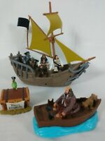 Pirates of the Caribbean: Dead Men Tell No Tales - Pirate Ship & Figures