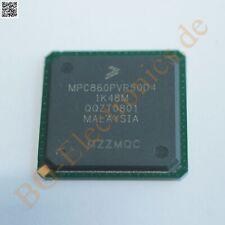 1 x MPC860PVR50D4 MPC860 PowerQUICC FamilyHardware S Freescale BGA-272 1pcs