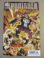 Punisher Kill Crew #1 Marvel Comics 2019 Series 9.6 Near Mint+