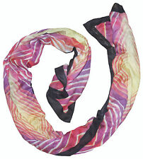 PAUL SMITH MULTICOLORED SOFT LIGHTWEIGHT MODAL SCARF BNWT RARE SOLD OUT