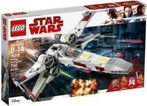 🔥 Lego Star Wars 75218 X-Wing Starfighter BRAND NEW SEALED