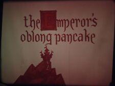 16mm The Emperor's Oblong Pancake 1964 Animation Film 400'