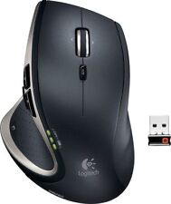 Logitech Performance MX Wireless Mouse for PC and Mac Black
