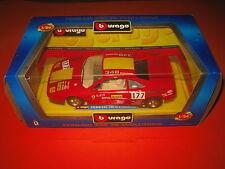 FERRARI 348 TB EVOLUZIONE 1989 1/24 + BOITE, BURAGO