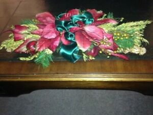 DRIED DECOR OVER MANTLE / MIRROW / PICTURE PIECE