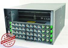 Cisco uBR7246VXR Docsis 2.0 CMTS w/ 8DS+32US   4 x MC28U, 1 x NPE-G1, 2 x AC PWR