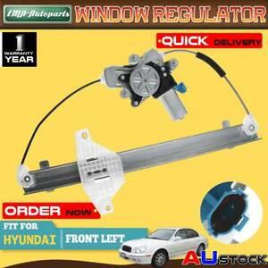Window Regulator with Motor for Hyundai Sonata EF Kia Optima GD Front Left 99-06
