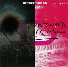 DURAN DURAN : ALL YOU NEED IS NOW / CD - TOP-ZUSTAND