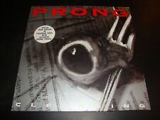 Rare PRONG - Cleansing RED VINYL LP Album SPECIAL TOUR EDITION Original 1994