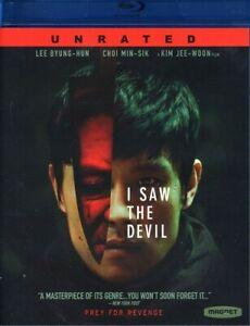 I Saw the Devil [New Blu-ray]