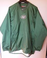 NIKE JETS Nylon Pullover  Windbreaker Jacket non insulated Men's size Large