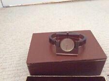 Gucci Vintage Ladies Wind Up Lucite Bracelet Watch S/m