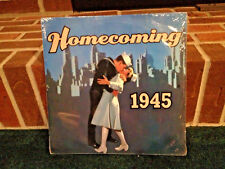 Homecoming 1945 1988 Double Album Still Sealed
