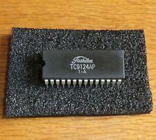 TC 9124 AP ( FM / AM Synthesizer Tuner Controller , DIP28 , TOSHIBA )