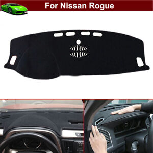 Non-slip Dash Cover Dashboard Carpet Dash Mat for Nissan Rogue 2014-2021