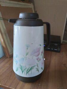 Vintage Retro Vacuum Jug Flask Elephant Made In Japan  Rare
