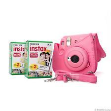 Dnd Egp224909 Fujifilm Instax Mini 9 Fotocamera a Sviluppo Istantaneo Rosa