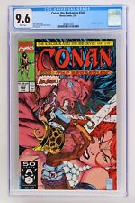 Conan The Barbarian #242 - Marvel 1991 CGC 9.6 Red Sonja appearance.