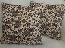 picotage par Arthur Sanderson 1 paire de 45.7cm HOUSSE COUSSIN DOUBLE FACE &