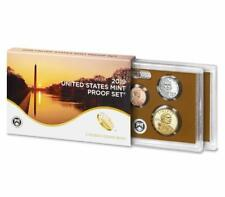 2019 United States Us Mint Proof Set 10-Coins National Parks - No Cent Penny